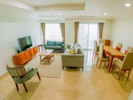 Pakubuwono Residence, 2+1 Bedroom