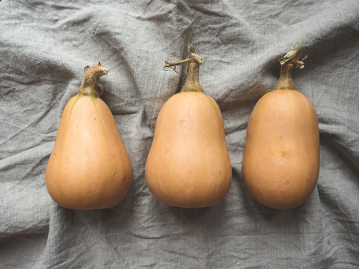 Butternut Squash and Pear Soup