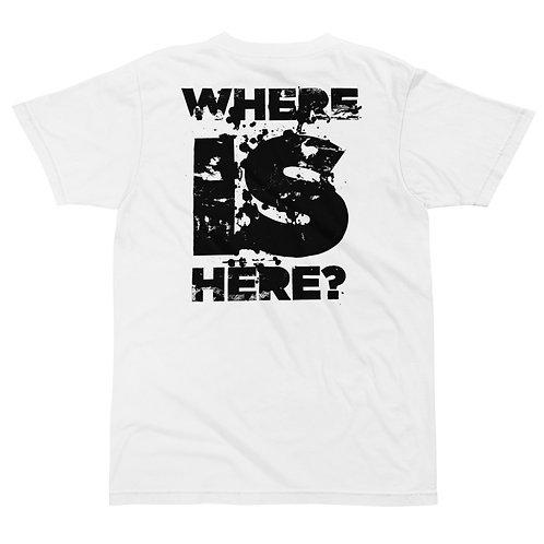 WHERE IS HERE? –BLACK