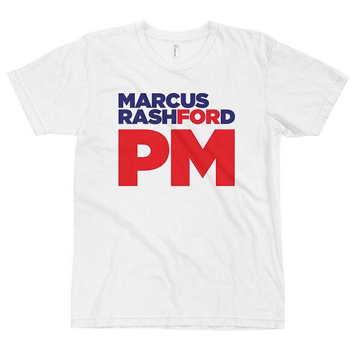 MARCUS RASHFORD FOR PM