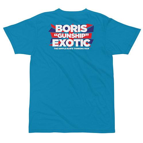 """BORIS """"GUNSHIP"""" EXOTIC"""
