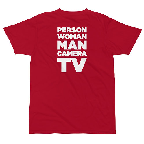 PERSON WOMAN MAN CAMERA TV