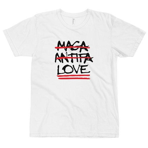 MAGA ANTIFA LOVE