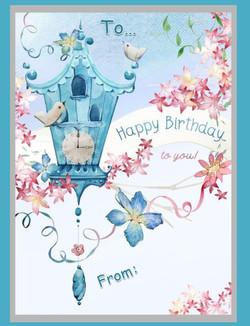 happy birthday little birds