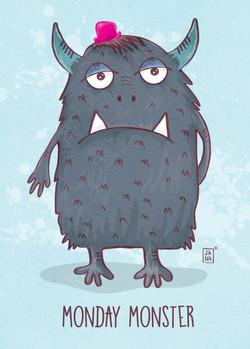 Monday Monster