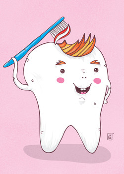 Viktor the tooth