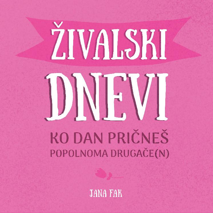 Zivalski Dnevi /book cover