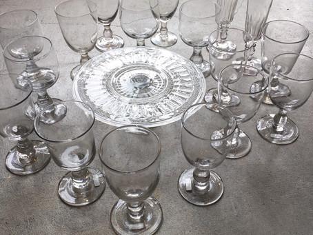 Bistro wine glass - France