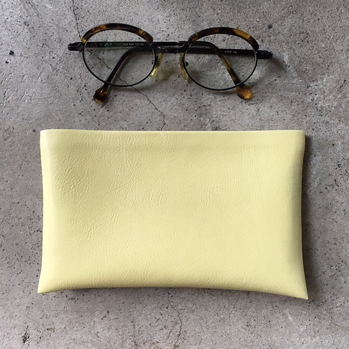 Daily Smartcase - Reguler size ② (pale yellow shrink)