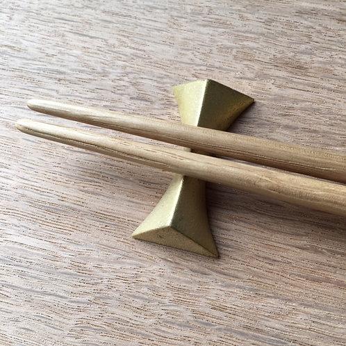 FUTAGAMI 箸置き 閃光(二個入り)