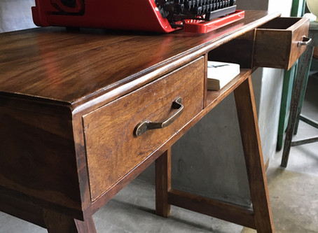 Sheesham desk
