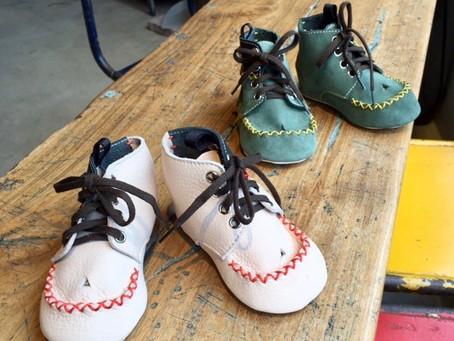 HisashiHidanoBaby First Shoes オンラインショップにアップしました。