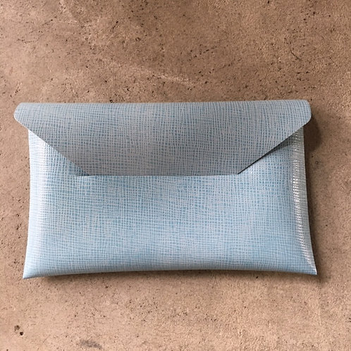 Daily Envelope (Blue Embossed)