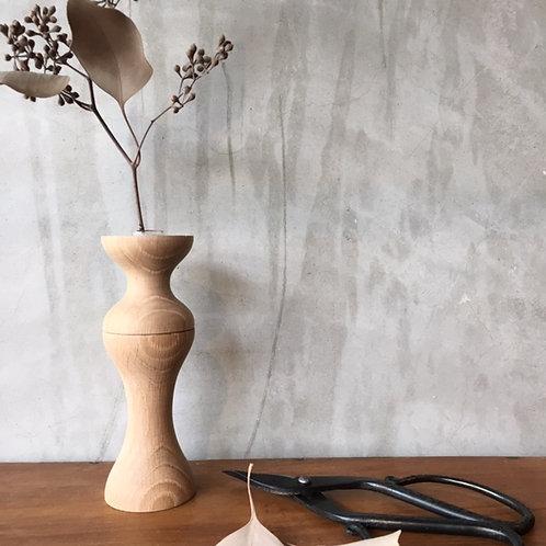 flower vase オーク