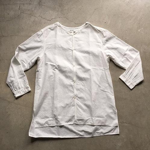 カディワイドシャツ(補強)白 サイズ2