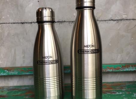 MILTON thermo bottle オンラインショップにて販売開始しました。