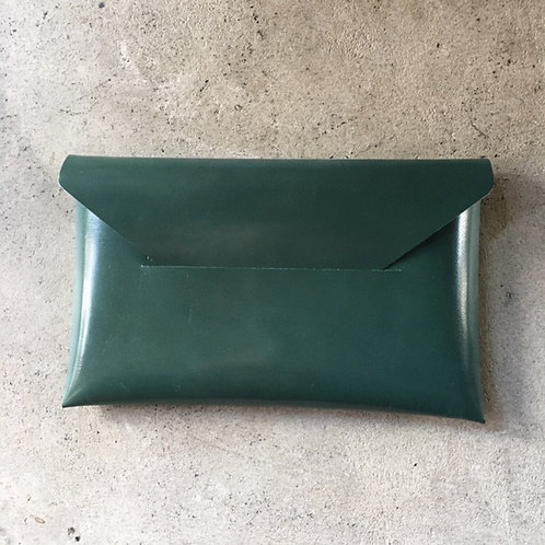 Daily Envelope (blue green)