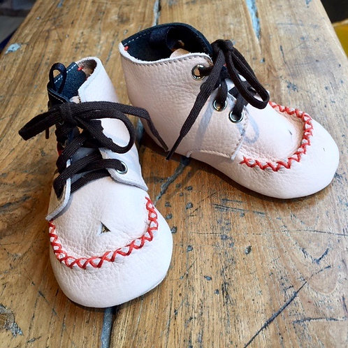 First Shoes [Frankenstein] C/#14: L.Rose