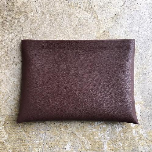 Daily Smartcase -Big size ② (Brown Matte shrink)