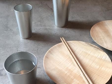 能作 錫のカップ
