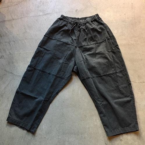 竹パンツ 炭 サイズ2