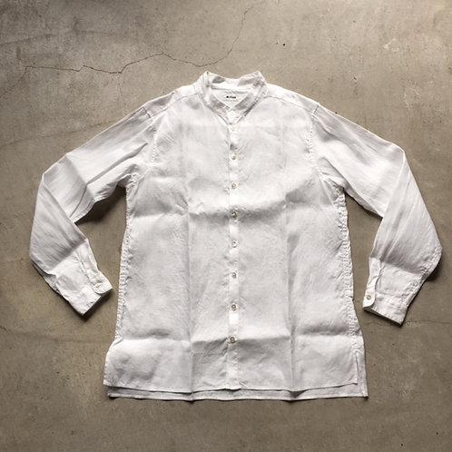 大麻シャツ 白 サイズ3