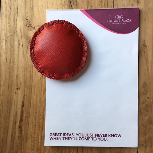Paperweight S Red