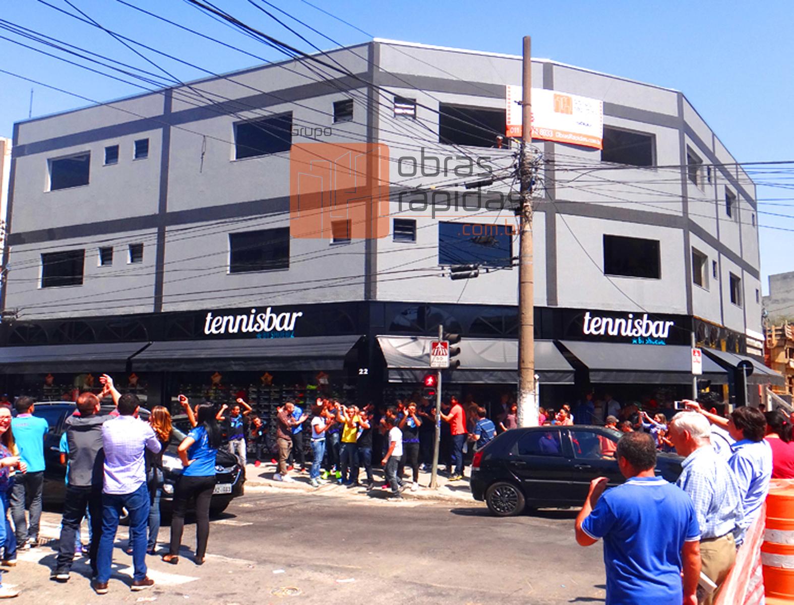 TennisBar - Santo Amaro SP