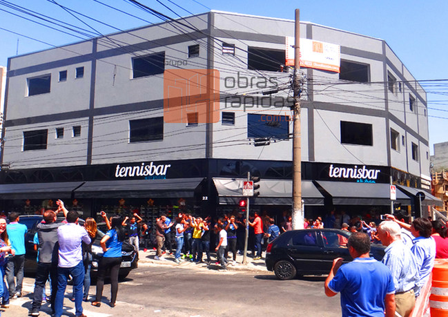 Tennisbar - São Paulo -SP