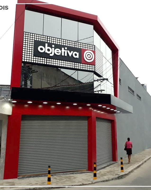 Lojas Objetiva - Magé -RJ