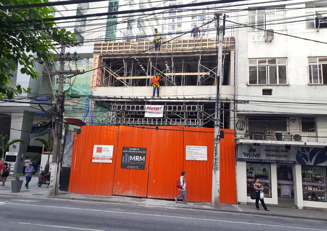 Prédio para renda Investidor - Niterói -RJ