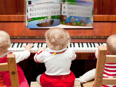 How to Improve Sight Reading in Young Children