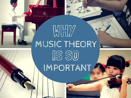 Importance of Learning Music Theory