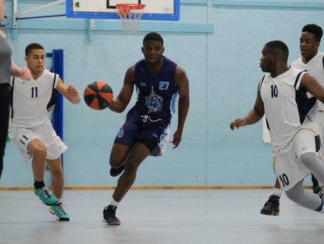 Our virtual Basketball goes National this Monday for Bristol Metropolitan Academy