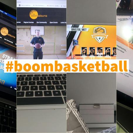#boombasketball stream success!