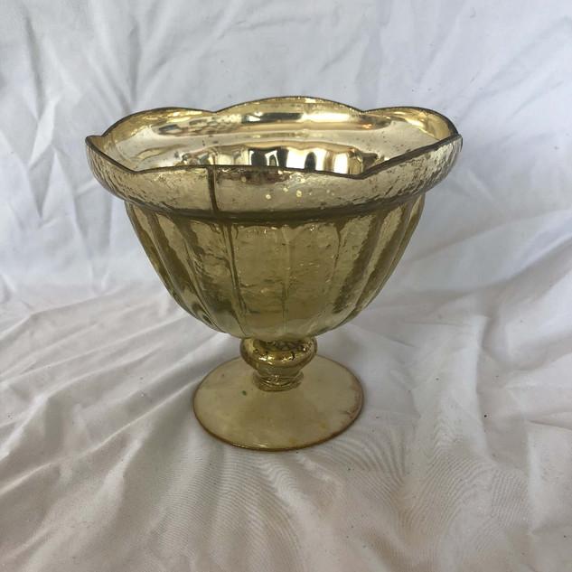 Gold Mercury Compote