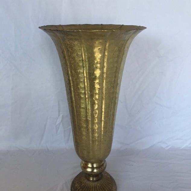 Lita Brass Vase