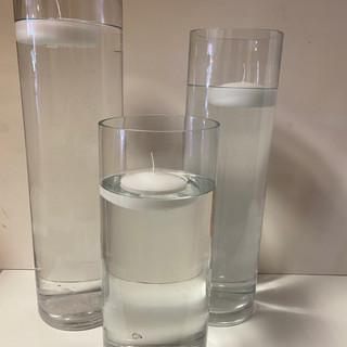 Large Cylinder Floating