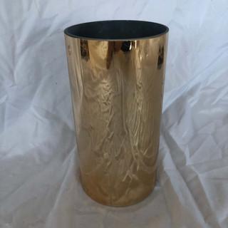 Shiny Rosegold Vase