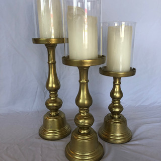 Gold Athena Trio