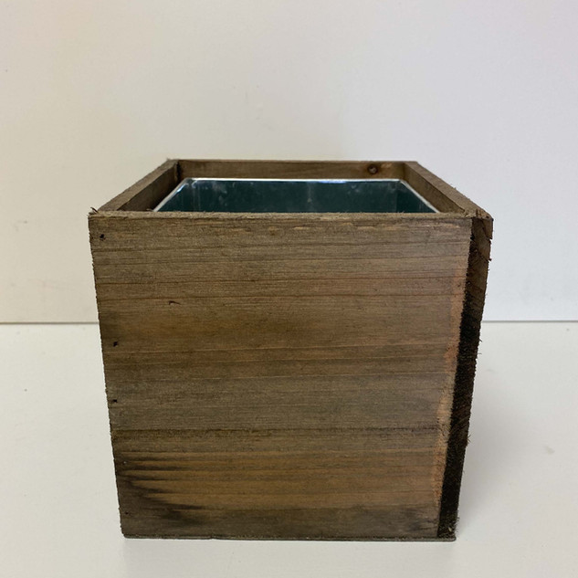 Wooden Square