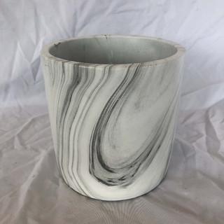 Wide Round Marble