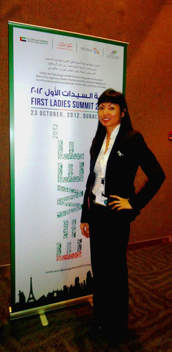 First Lady Summit,Dubai