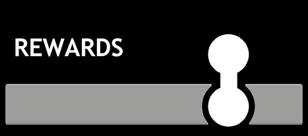 Pleasuredrome Rewards Logo Rectangle Tra