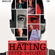 Hating Peter Tatchell poster © WildBear Entertainment @Netflix @NetflixFilm @Most @TatchellMovie