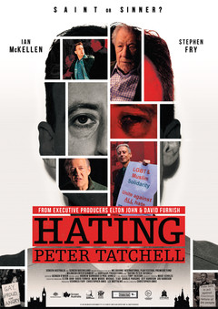 Hating Peter Tatchell Poster