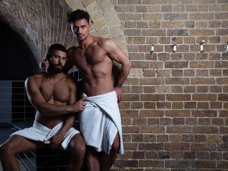 Pleasuredrome Men: Lyubomir Stankov & Luciani Coznia