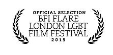 BFI Flare Film Festival logo
