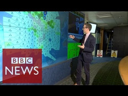 BBC News MH370