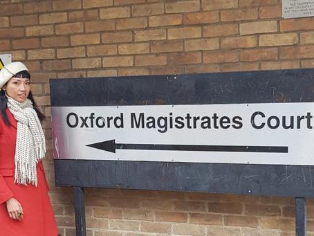 Indonesian Interpreter in Oxford Magistrates Court